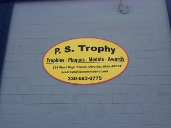Orrville Ohio Trophy Shop