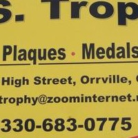 Orrville Ohio Trophy Shop