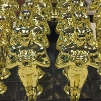 "Our outstanding trophies for Drama. Created for those ""oscar"" winning performances of our thespians! Bravo!"